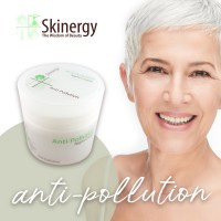 Anti-polution night cream