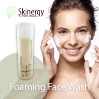 Foaming facewash